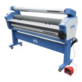 Qomolangma 55in Full-auto Wide Format Cold Laminator, with Heat Assisted