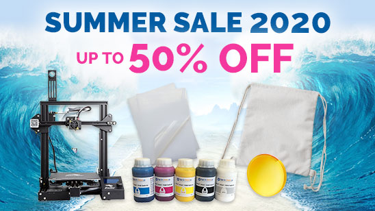 Save Up to 15% on Digital Print Finishing Products, Together to Keep The Economy!