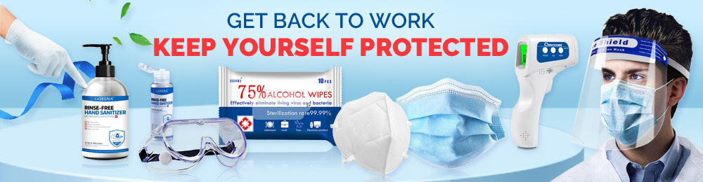 Get Back to Work, Keep Yourself Protected