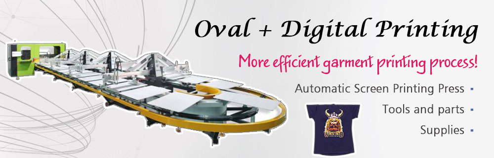 Oval plus Digital Printing