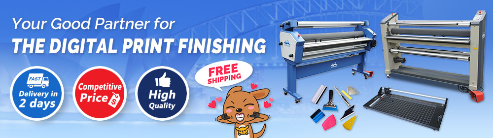 Your Partner for The Digital Print Finishing