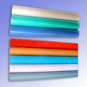 "39.4"" (1m) Fluorescence Self Adhesive Vinyl(Outdoor) for Cutting"