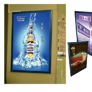 "A4 (11.7"" x 8.3"") Aluminum Frame Advertising Super Slim Light Box (With Printing)"