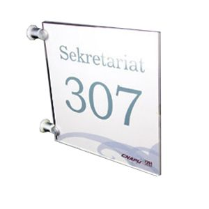 Office Sign Indicator(210mm x 210mm)