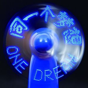 Portable LED Mini Fan--108-11
