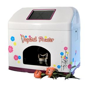 8.5 Inch Touch Screen Flower Printer