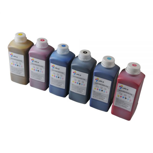 K POVOKICI ECO Solvent Ink Compatible with Mimaki Printers