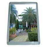 Arc Angle Aluminum Photo Frame-A4 Size