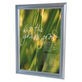 Large Aluminum Photo Frame-A2 Size