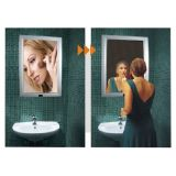 A3 Size LED Lighting Aluminum Magic Mirror Light Box