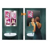 A1 Size Multi-pictures Acrylic Magic Mirror Light Box