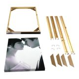 Comprehensive Gallery Wrapped Canvas Painting Bracket Supply