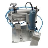 Small Size Pneumatic Bending Slot Cutting Machine Tools for Metal Channel Letters