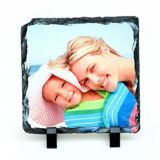 20 x 20CM Square Sublimation Photo Slate