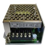 40W AC100V-240V to DC 5V 8A Non-Waterproof Metal Cover Universal LED Switching Power Supply(for LED Pxiel Lights)