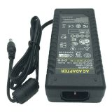 40W Glue Cover Universal Plug in Power Supply Adapter (AC100V-240V to DC 5V 8A,for LED Pxiel Lights)