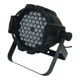 Non-waterproof Full Color Rotation 54SMT LED Par Lighting