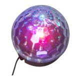 3W Seven LED Magic Crystal Ball