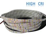 High CRI Super Brightness White Light 5M Non-Waterproof 300 LED Strip Light 2835 SMD String Ribbon Tape Roll 12VDC