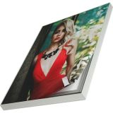Frameless Fabric LED Light Box (Backlit Graphic only)