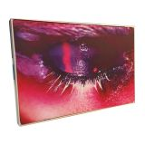 Portable Mini Frameless Light Box for Backlit Fabric (Single Sided)