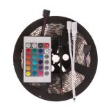 3528 Waterproof RGB Colourful Strip + 24 Key Remote Control
