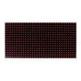 RED LED Display P10 Dot Matrix Module Red Sign 16x32cm