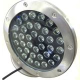 85-265VAC 36x1W RGB Underwater Lamp Small Volume