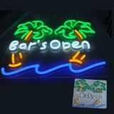 Motion LED Sign - Bar´s Open