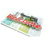 Fashion Welcome Display LED Sign, Pub Bar Cafe Restaurant Decor