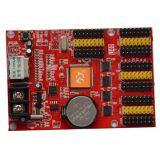 (HD-U63) HD-U40 P10 LED Display Module USB Control Card, Single / Dual Color LED Big Screen Controller