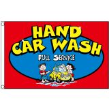 HAND CAR WASH Flag 3x5 ft Business Advertising Sign Banner Flag Auto Detailing