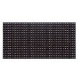 Outdoor Purple LED Display P10 Dot Matrix Module Purple Sign 16 x 32cm