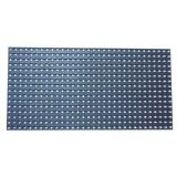 "Outdoor White LED Display P10 Dot Matrix Module White Sign(6.3"" x 12.6"" x 0.5"")"