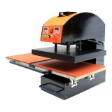 "16"" x 24"" Double Stations Pneumatic T-shirt Sublimation Heat Press Machine with Lower Drawer"
