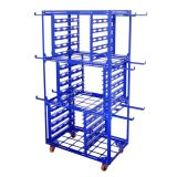 Vertical Multi-function Screen Printing Frame Rack