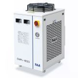 S&A CW-FL-800BN Industrial Water Chiller for Cooling 800W Fiber Laser, 1.44HP, AC 1P 220V, 60Hz