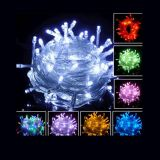 US Stock, 10M 100 LED Fairy Party String Light Garden Xmas Waterproof Decor Lamp