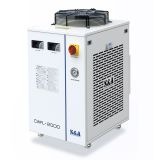 S&A CW-FL-2000AN Industrial Water Chiller for Cooling 2000W Fiber Laser, 3.08HP, AC 1P 220V, 50Hz