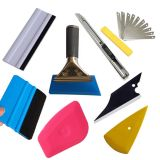 US Stock, Professional 8 in 1 Car Window Film Tools Squeegee Scraper Set