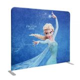 US Stock, 8ft High Portable Tension Fabric Exhibition Wall(Graphic Include/Double Sided)