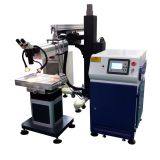 300W General Mould Laser Welding Machine Welding Different Sorts of Steel as Used for Making Molds