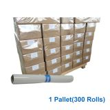 "US Stock Waterproof Inkjet Milky Transparency Film for Silk Screen 17"" x 100FT - 300 Roll (1 Pallet)"