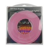 LED Flexible Neon Light Set 5M, 12VDC, 1CM Cut, 5 x 12mm