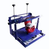 One Color Baseball Cap Soft Hat Mask Screen Printing Machine