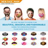 "12 PCs Dual-purpose ""New Face"" Mask The Coat of Medical Mask Family Set (Children+Adult+Plus) Random Pattern"