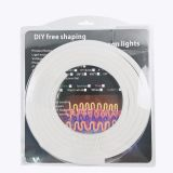 "LED Flexible Neon Light Set 9.8ft, 12VDC, 1"" Cut, 0.3""x 0.67"""