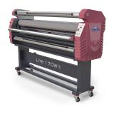 67in Wide Format Full-auto roll-to-roll Pneumatic Type Hot Thermal Laminator
