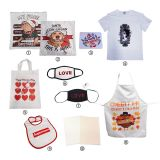 Sublimation Blanks Sample Pack With Transferable Pattern