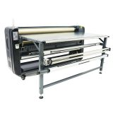 Qomolangma 1700mm (67in) Roll-to-Roll Large Format Heat Transfer Machine for Making Samples (Oil-warming Machine)